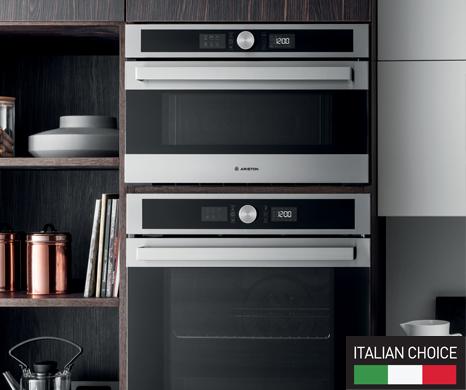 60cm built in microwave & grill mwka 222x1 | ariston brand.